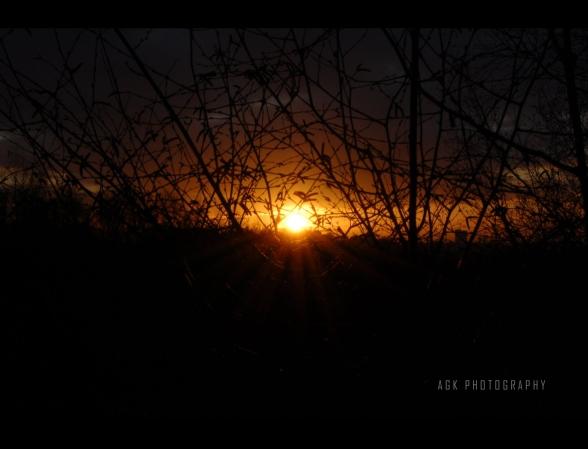 Sunset-Athlone