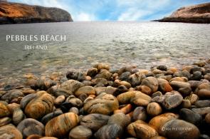 Pebbles beach