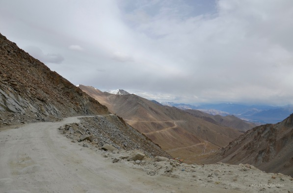 Road to Khardungla pass
