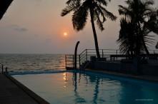 Pool view, 36 palms boutique retreat