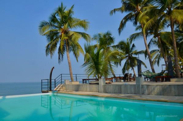 Pool, 36 palms boutique retreat