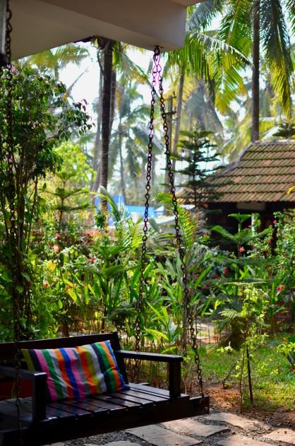 Garden, 36 palms boutique retreat