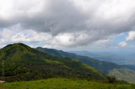 View from Mullayanagiri peak