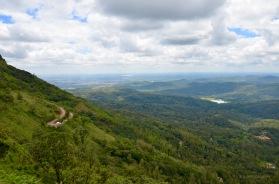 View from Mullayanagiri peak