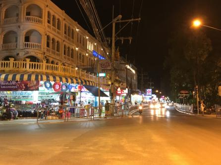 Patong Town